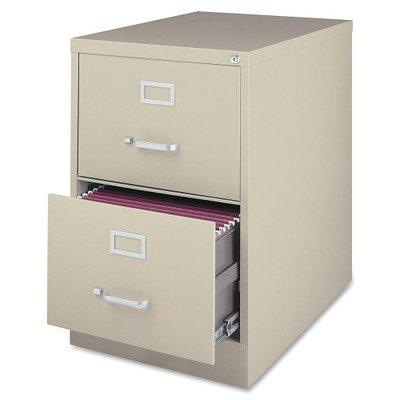 Lorell LLR88042 Vertical File Cabinet