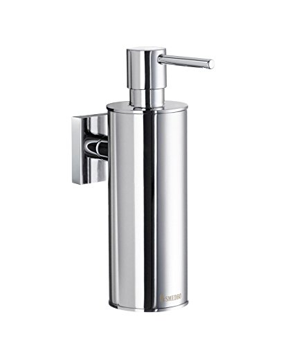 Smedbo SME RK370 Soap Dispenser Wallmount, Polished Chrome,