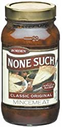 Bordens None Such Mincemeat, 27 oz (Pack of ...