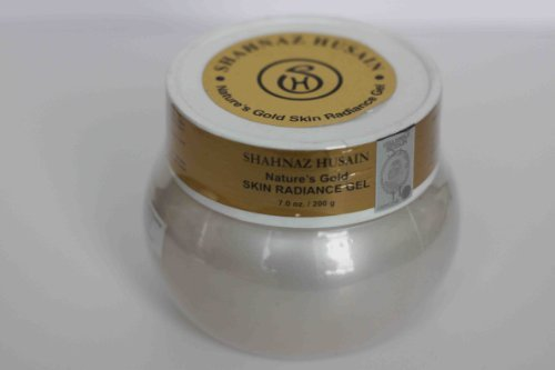 Nature's Gold Skin Radiance Gel-salon Pack 200grams by Shahnaz Husain