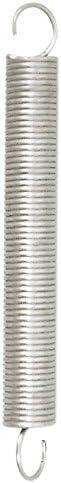 Gris /Muelles de tracci/ón de acero galvanizado/ Chapuis RTK12/lote de 12/ /Di/ámetro 0 /longitud 30/mm y 110/mm 6/mm y 1 Set de 12/piezas 8/mm/
