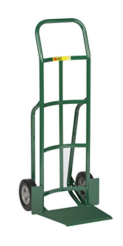 Little Giant T-360-8S Shovel Nose Hand Truck with Continuous Handle, 800 lb Capacity, - Little Giant Hand Trucks