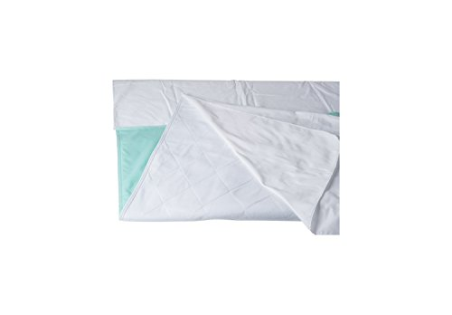 DMI-Incontinence-Pad-Reusable-Slide-Sheet-Quilted-Bed-Transfer-Sheet-4-Ply-36-x-40-Inches-Green