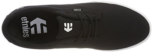 Etnies Jameson Vulc, Color: Black/White, Size: 41 Eu / 8 Us / 7 Uk