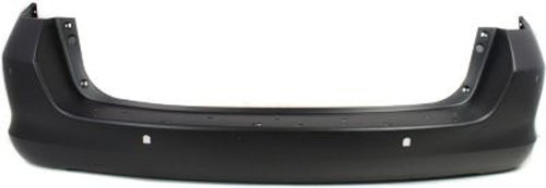 Crash Parts Plus Primed Rear Bumper Cover Replacement for 2005-2010 Honda Odyssey