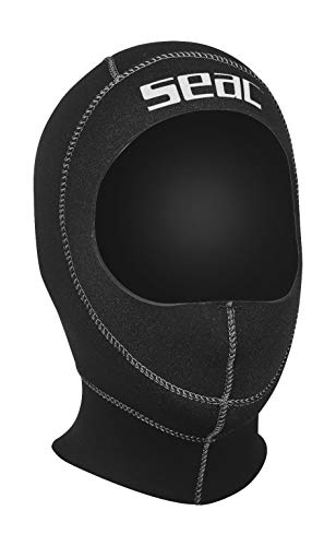 - SEAC Standard 3mm Neoprene Wetsuit Hood, XX-Large