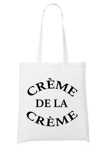 Crème de Bag White Crème la HHFqr