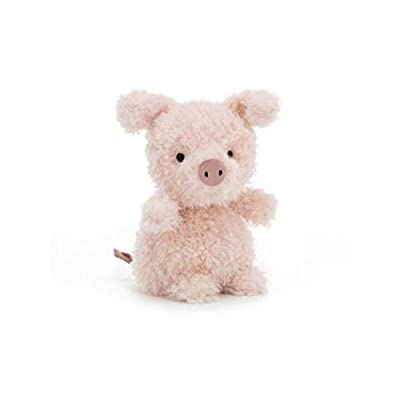 Jellycat : Little Pig 8'': Toys & Games