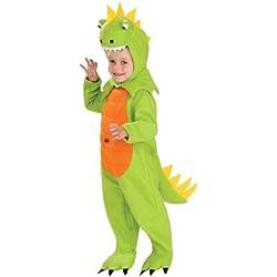 Rubies Talking Plush Dinosaur Child Costume, Small