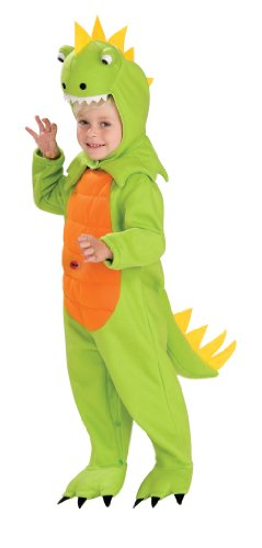 Up Costumes For Toddler (Rubies Talking Plush Dinosaur Child Costume, Toddler)