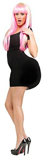 Fun World Women's Big Booty, Multi, Standard -