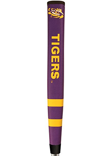 College Golf Putter (MDgolf Officially Licensed NCAA LSU Tigers Golf Putter Grip)