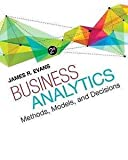 James R Evans ( Author )(Business Analytics (Revised) ) Paperback