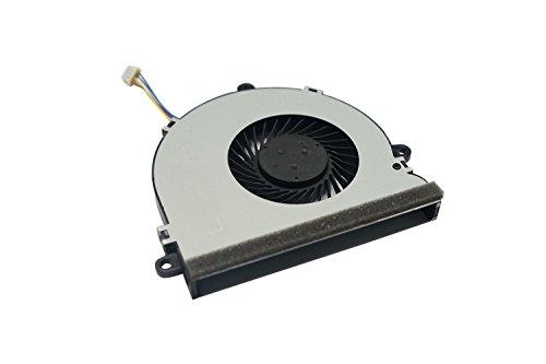 ethan New Cpu Fan for HP 15-ba007ds 15-ba009cy 15-ba009ds 15