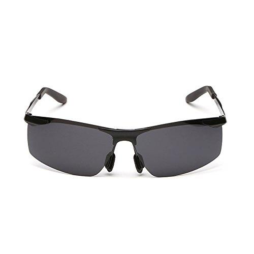 UV Glasses Sports de A B de de Classic Sol Gafas Polarizer Sol Hombre Conducción Gafas Color Espejo 7OdgwgfqPn