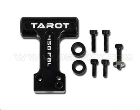 - Accessories Tarot 450 Pro Flybarless Metal Main Rotor Housing Set TL45117-A