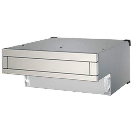 郵便ポスト SOR2型 シルバー 埋込式 1ブロック 首長150mm SOR-F150-RSI 三協アルミ B06XYJ3N1H 23205