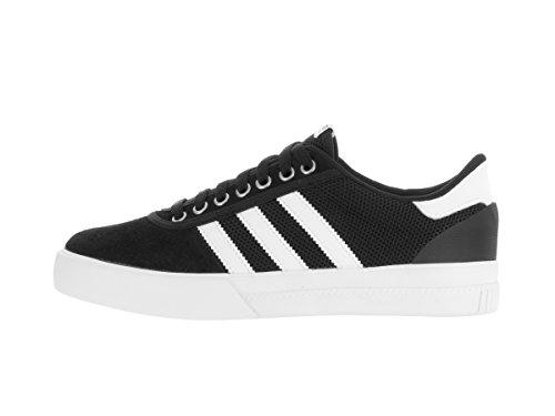 Adidas Heren Lucas Première Adv Skate Schoen Cblack / Ftwwht / Ftwwht