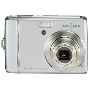 Insignia NS-DSC1110A 10MP Digital Point & Shoot Camera