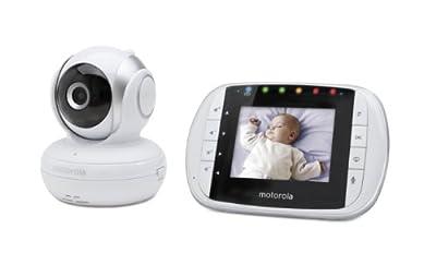 Motorola Baby Monitor LCD Screen