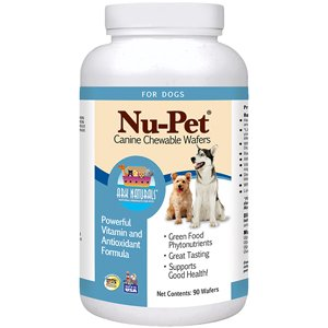Ark Naturals Nu Pet (Ark Naturals Nu-Pet Canine Chewable Wafers (90)