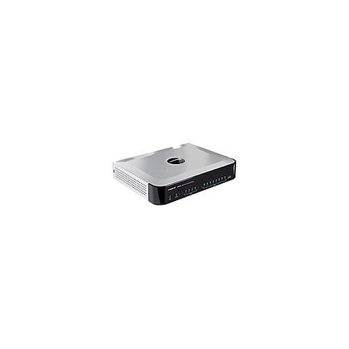 Cisco Small Business Pro Spa8000 8-Port Ip Telephony Gateway - Voip Phone Adapter-SPA8000-G1 ()