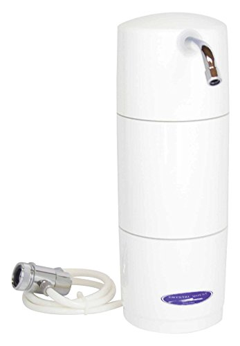 Disposable Countertop - Crystal Quest Disposable Countertop Water Filter CQE-CT-00100