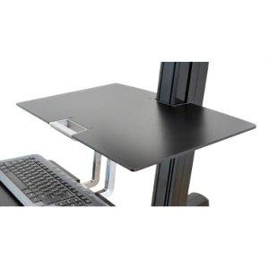 ergotron worksurface for the workfits desk riser - Desk Riser