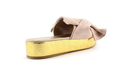 Sandalo Michel Batic 17116 Camoscio Rosa Taglia 39 - Colore ROSA