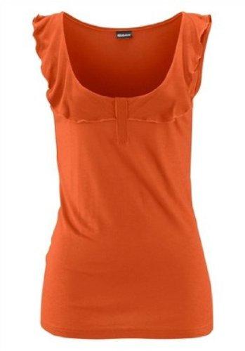 Chillytime - Camiseta sin mangas - Superior - para mujer