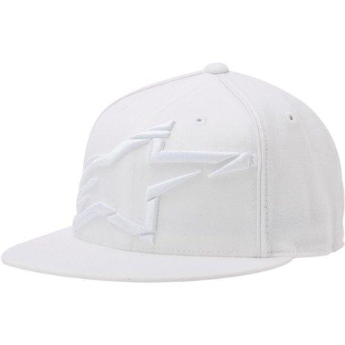Alpinestars Flex Jackson S Chapeau Blanc m Fit rfpwq5r