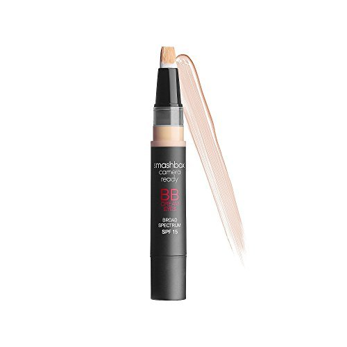 Smashbox SPF 15 Camera Ready BB Cream Eyes Broad Spectrum, Light, 0.12 Fluid Ounce (Best Eye Cream With Spf)
