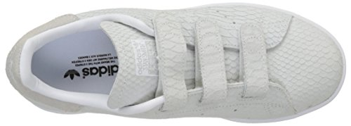 adidas Stan Smith - Sneakers Mujer Blanc (Ftwr White/Ftwr White/Ftwr White)