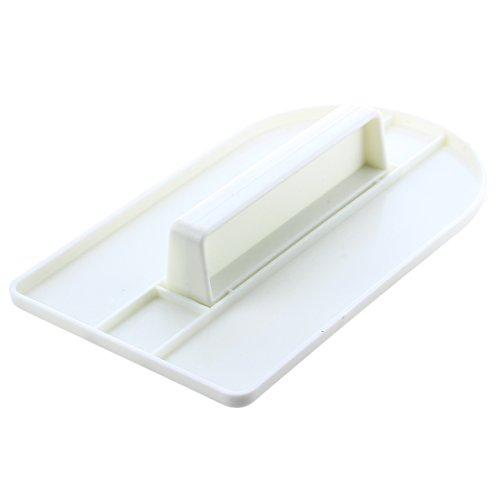 - SODIAL(R) Easy Glide Fondant Smoother New Cake Decorating Frosting Spreader