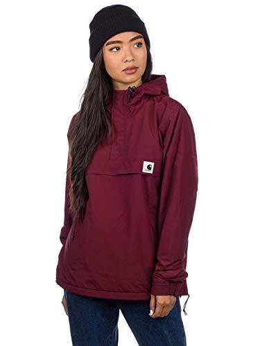 Nimbus Granate es Mulberry Amazon Ropa Xs Pullover Woman Carhartt 7dBUqU