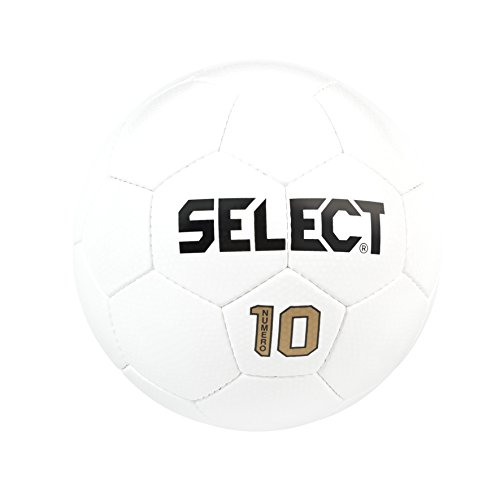 (Select Mini Soccer Skills Ball, White, Size 1)