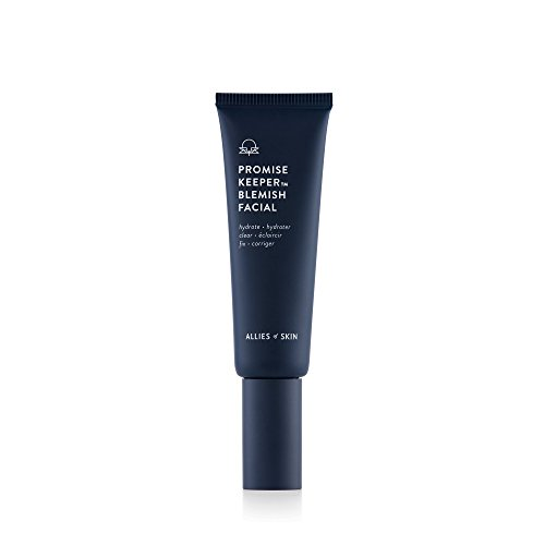 Allies of Skin Promise Keeper Blemish Facial, 50 ml (Best Facial For Blemishes)