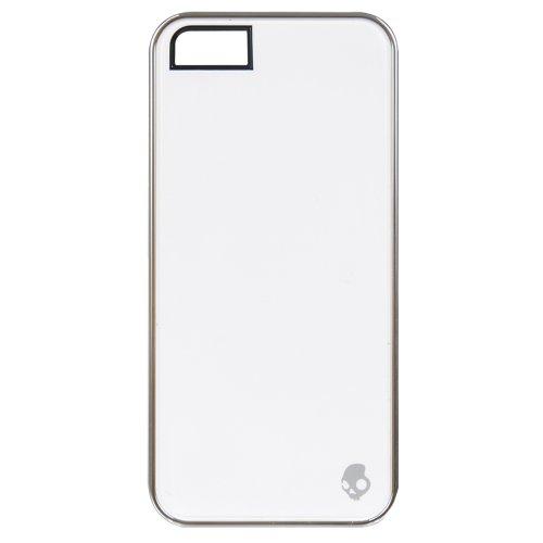 (Skullcandy Aviator Case for iPhone 5/5S, White (SKDY4000-WHT))
