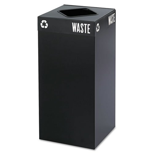 SAF2982BL - Safco Public Sqaure Recycling Receptacle