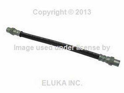 (BMW Genuine Fluid Hose - Clutch Master Cylinder Pipe to Clutch Slave Cylinder (275 mm Length) for 530i 540i 323i 328i M3 M3 3.2 E34)