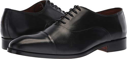 Cap Toe Bal Oxford - Massimo Matteo Men's Patent Formal Bal Black 11 D US