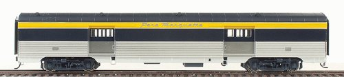 Walthers Proto 72' Pullman-Standard Baggage Car Pere Marquette 920-9361 HO Scale