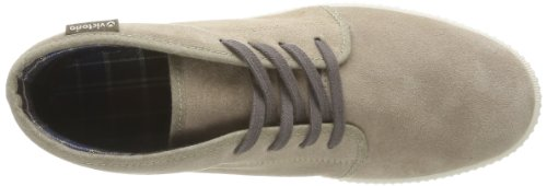 Baskets Marron Mixte Chukka Serraje taupe Mode Victoria Adulte xRU1gSwqnf