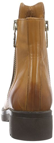 Inuovo FOSHEEZY - Botas de Cuero Mujer marrón - marrón (Coconut)