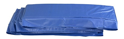 Upper Bounce 13' Trampoline Safety Pad Fits for 13' x 13' Square Trampoline Frames - 12'' wide - Blue by Upper Bounce