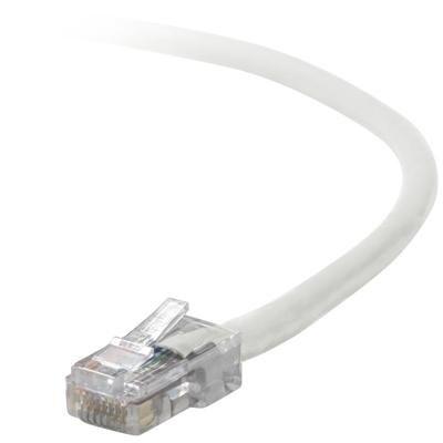 (Belkin 50FT CAT5E WHITE PATCH CORD 50FT CAT5E WHT PCH CRD, Part Number A3L791-50-WHT)