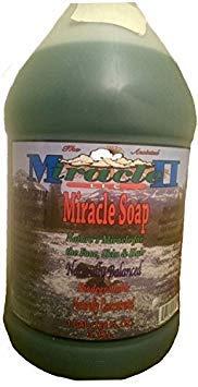 (Miracle II Regular Soap - 1 Gallon (128 oz))
