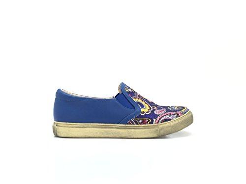 CHIC NANA ,  Damen Sneaker Blau - blau