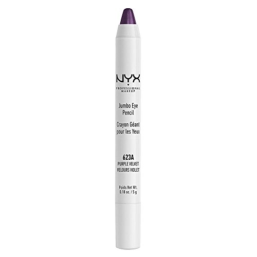 NYX Cosmetics Jumbo Eye Pencil Purple Velvet (Pencil Velvet)