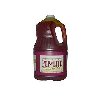 Gold Medal Pop -N- Lite Popping Oil (1 gal. jug, 4 ct.) ES by Europe Standard